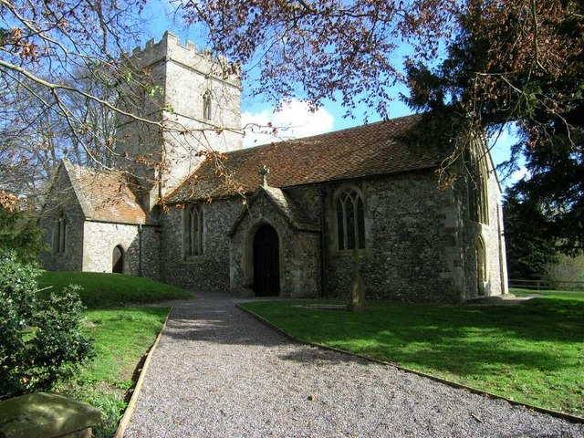 Winterbourne Stoke, St Peter, Wiltshire