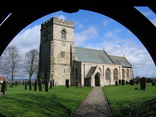 St. Hilda's Church, Sherburn