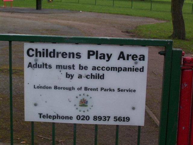 Silver Jubilee Park Playground