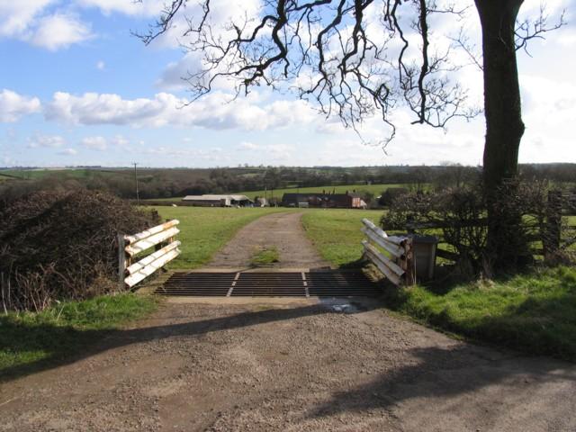 Lowesby Grange Farm (2006)