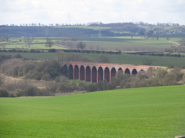 John O'Gaunt Disused Railway Viaduct