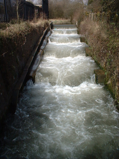Allbrook lock.