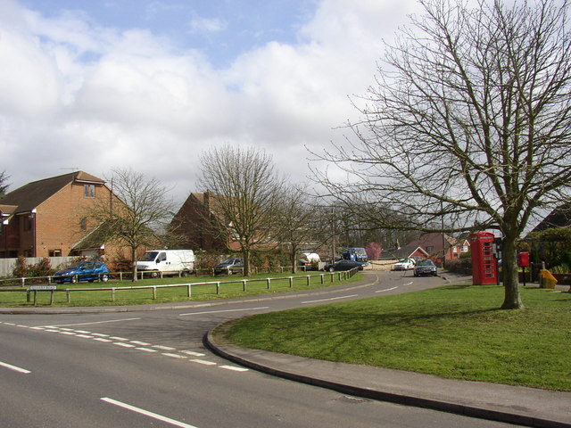 Quarry Road, Hurtmore, Shackleford