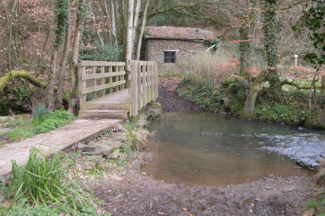 Footbridge at Horry Mill