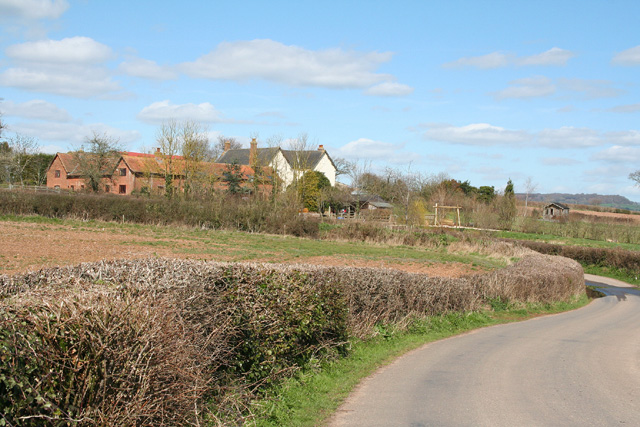 Talaton: Lashbrook Farm