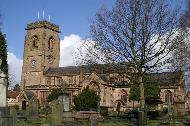 Bowdon Parish Church