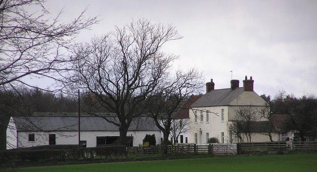 Houghton  Grange