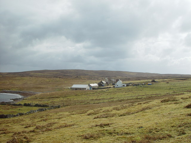 Vaivoe, Whalsay, Shetland