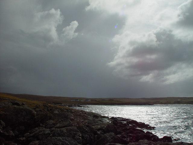 Near Vatshoull, Whalsay, Shetland