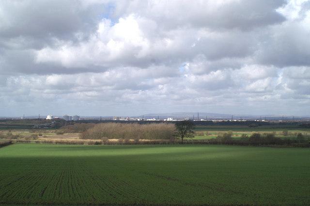 Across Cheshire to Lancashire