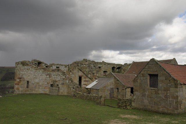 Danby Castle Ruins