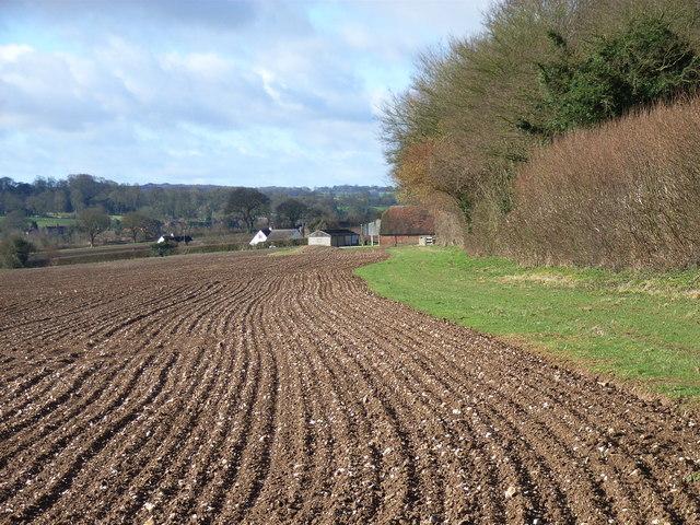 Arable farmland, Bidden