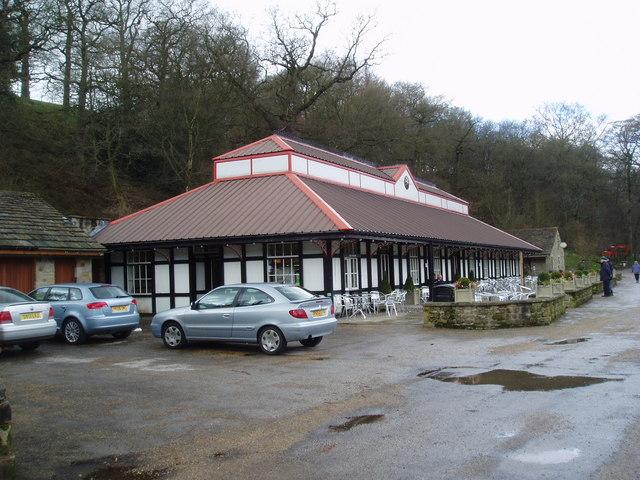 Cavendish Pavilion, Bolton Abbey, Yorkshire