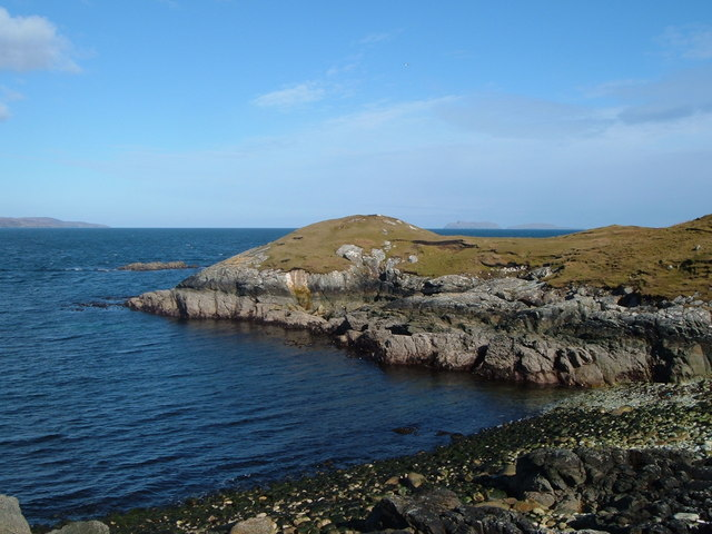 North East coast of Scalpay