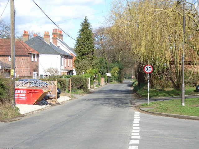 Nag's Head Lane, Little Kingshill
