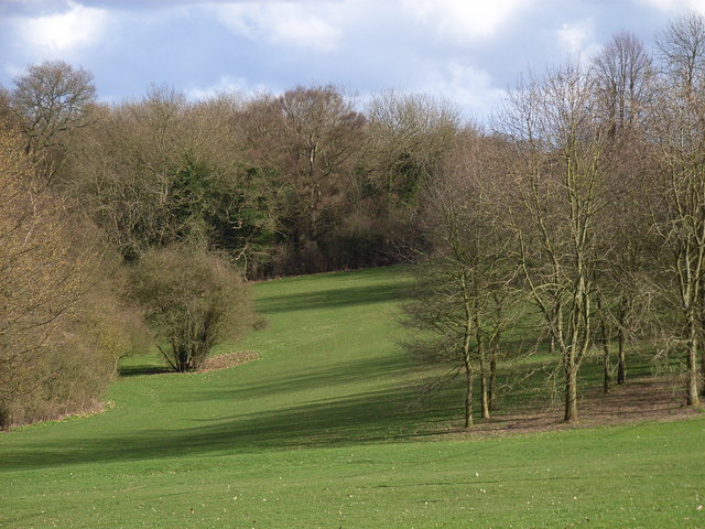 Between Hazlemere and Totteridge