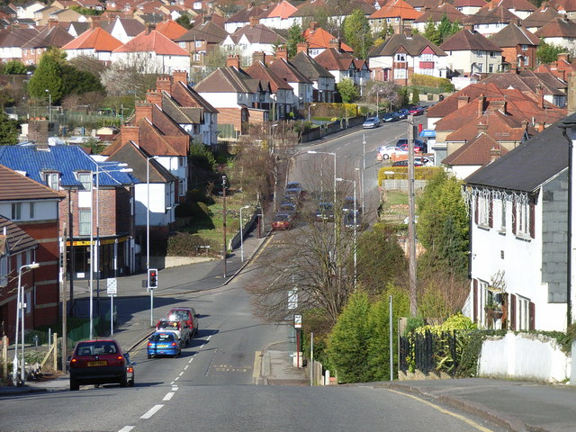 Totteridge Road, High Wycombe