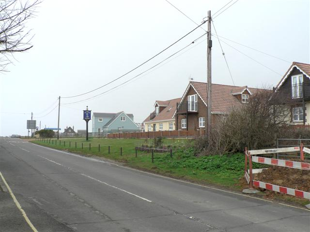 Cottages at Marsh Green