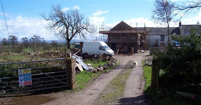 Sotherfield Farm.