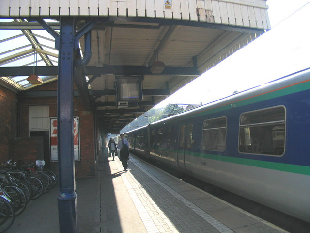 Brentwood Railway Station