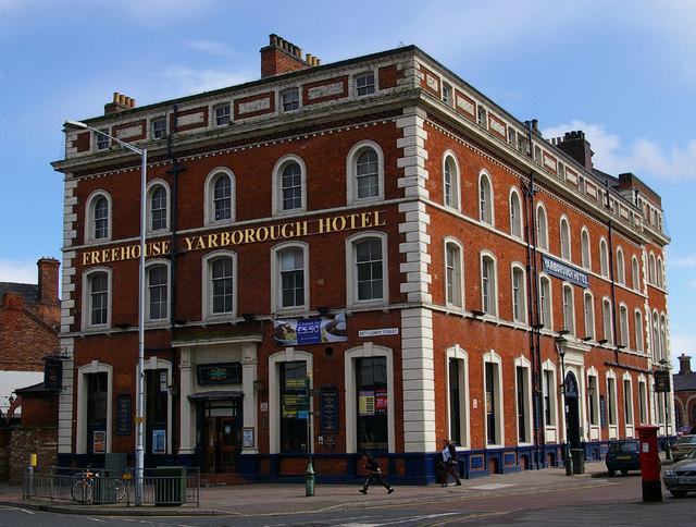 Yarborough Hotel, Grimsby