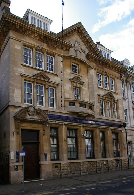 NatWest Bank, Grimsby
