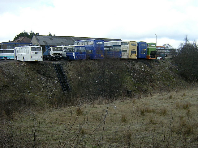 Home for Old Buses, Greengairs