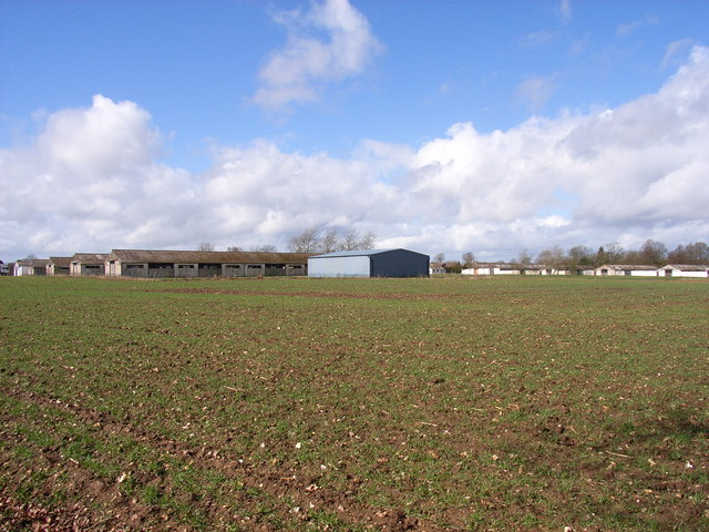 Buildings at Hooper's Farm