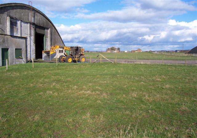 Outlying Hangar