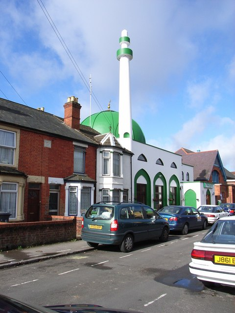 The mosque, High Wycombe