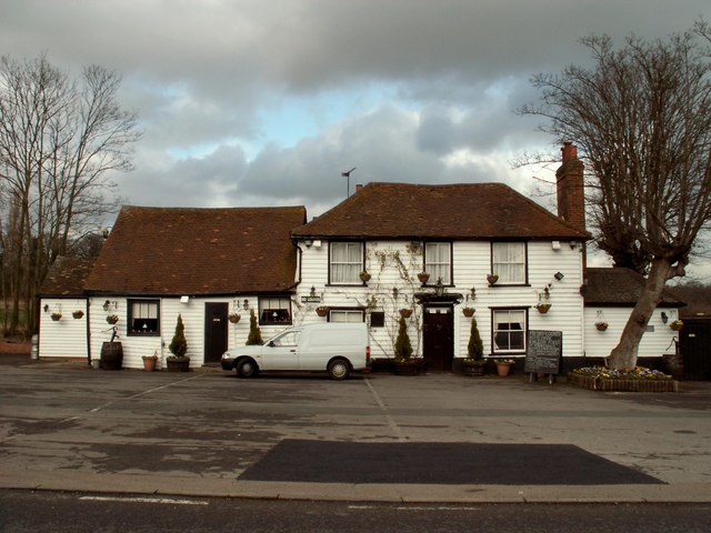 'Theydon Oak' public house, Coopersale Street, Epping, Essex