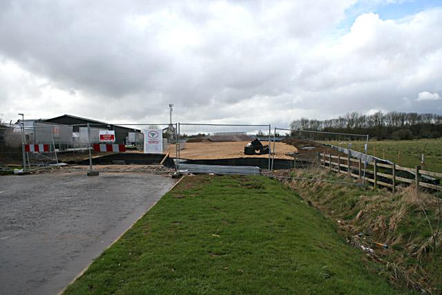 New Oakham Ring Road