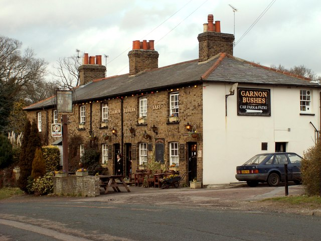 'Garnon Bushes' public house, Coopersale Common, Epping, Essex