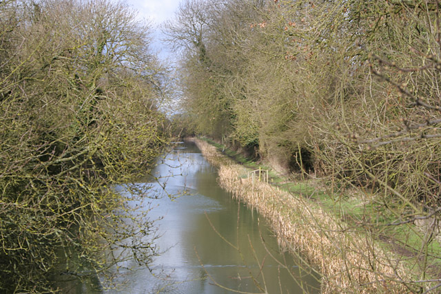 The Oakham Canal