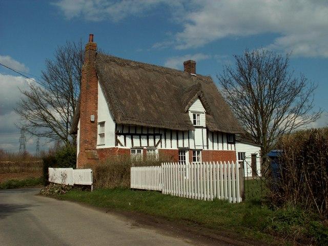 Cottage at Dorking Tye, Suffolk