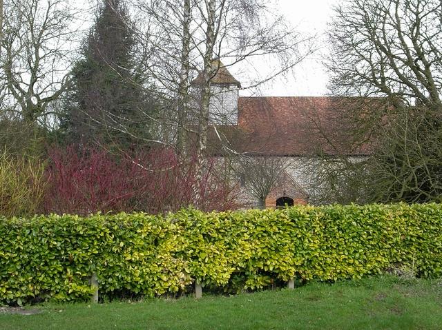 St Nicholas' church, Bishop's Sutton