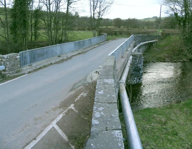Pont Newydd near Trecastle