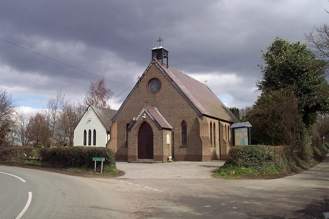 St. Saviour, Hatherton