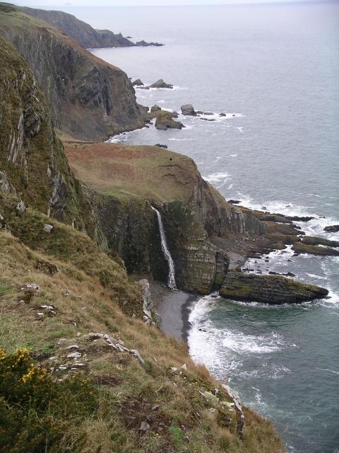 Waterfall, Heathery Carr