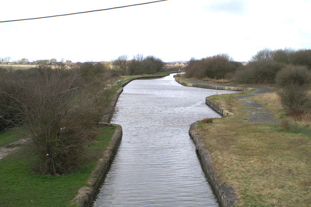 Site of the locks at Dover, near Abram