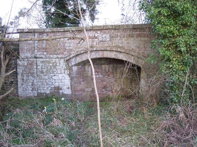 Canal Bridge near Withington