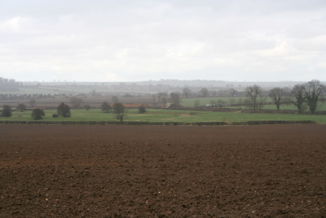 Farmland near Whissendine