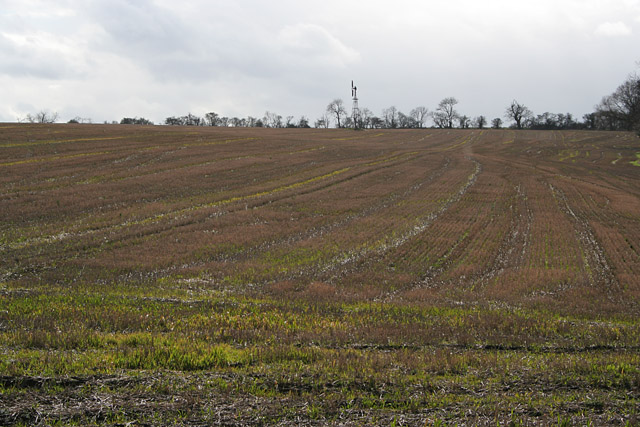 Farmland between Ashwell and Whissendine