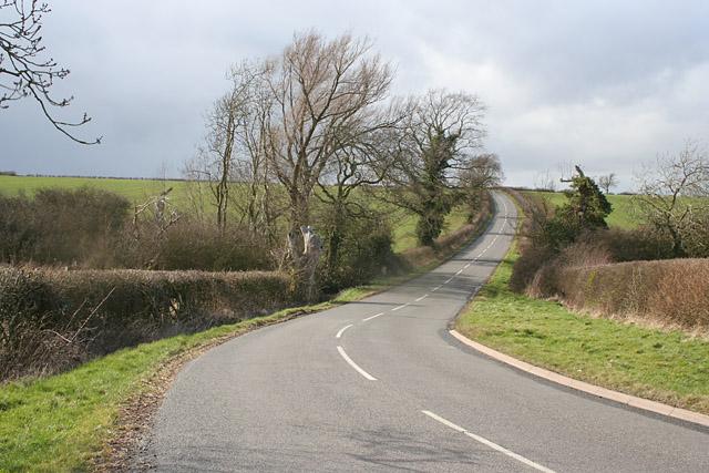 Ashwell Road near Whissendine