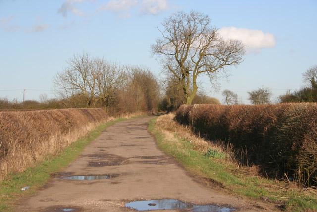 Farm Road on Narrow Lane