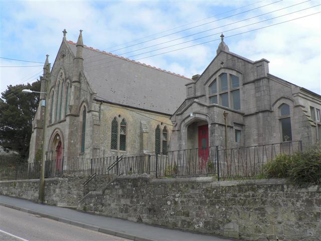 Methodist Church and Hall, Wroxall
