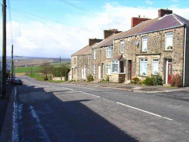 Wolsingham Road, Tow Law