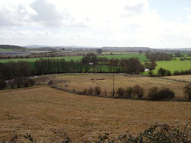 Lugg flood plain