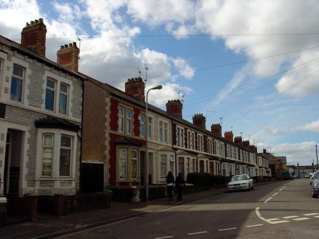 Wilson Street, Splott