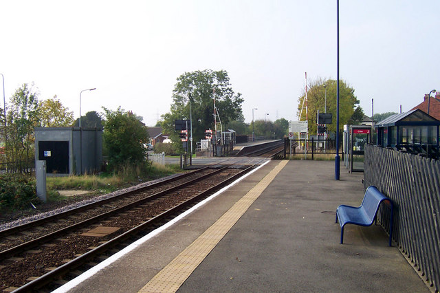 Habrough Station